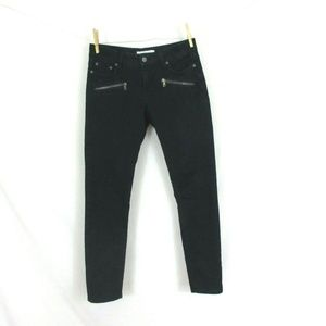 Kenneth Cole Reaction size 28 Skinny Moto Jeans